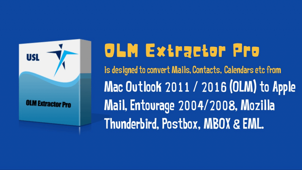 Export Mac Outlook 2011 to Mac Mail