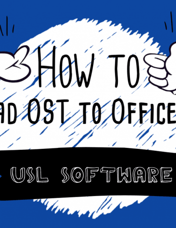 convert ost to office 365