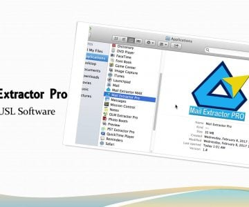 Mac Mail MBOX to Outlook PST Conversion