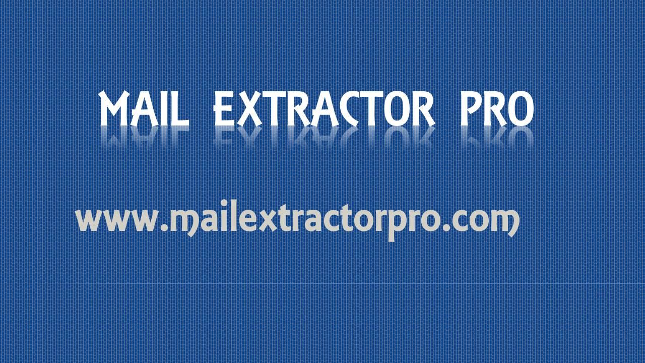 mailextractorpro.com