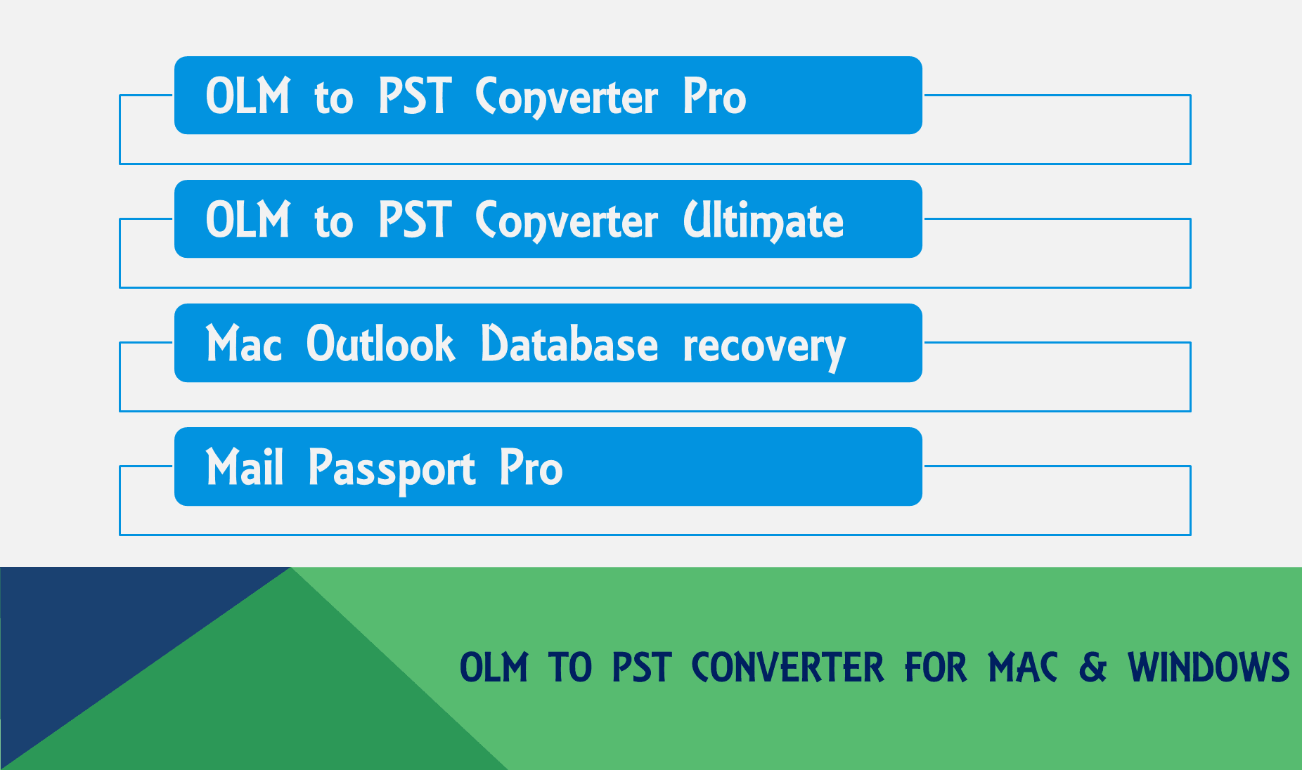 olm to pst converter for mac and windows